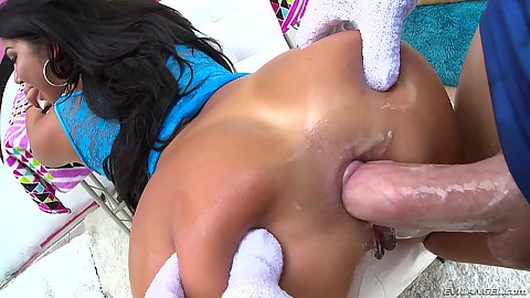 Ass ramming pov anal August Taylor and ass to mouth