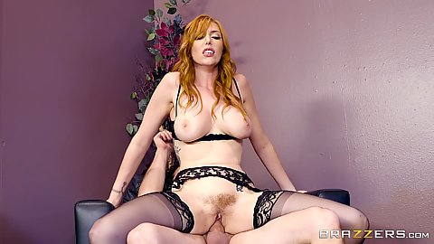 Office dick riding with Lauren Phillips while everyone is closed for maintenance