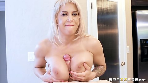 Titty fuck with milf stealing daughters husband Alyssa Lynn