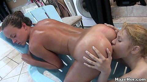Slippery body amateur party hazing even with outdoor college bitches doing whatever they can