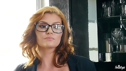 Redhead in glasses is one slutty dress and milfs suck some nipple Lauren Phillips and Jessica Rex