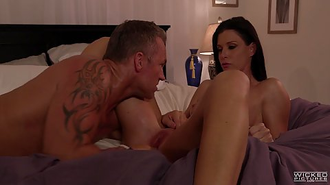 Its all a game with resplendent India Summer as she gets intercourse form lover
