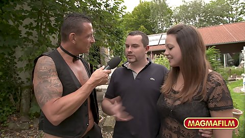 Swingers party interview with orgy for milfs in reality orgy coming right up