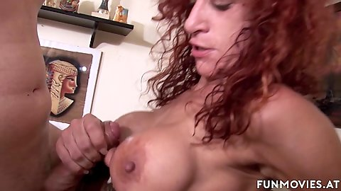 Jerking dick to make it up with facials and cumshots on chin spilling on to throat compilation Teresa Lynn and Giulietta Canale with Titti Tut and Silke Mausz