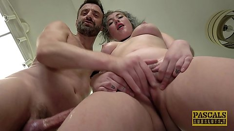 Fingering very red and bruised abused ass 23 year old big ass captivating Misha Mayfair ass fucking her anal cavity after