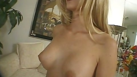 Medium perky tits Dalia sits on dudes cock and pussy eaten