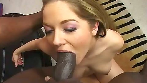 Big dick pov blowjob with Haley and spread legs sex